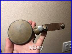 Vintage Original Auto Dash / Steering Column Mounting Accessory Part