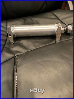 Vintage Original Fuel Pressure Hand Pump Indianapolis 500 SCTA Gasser Race Car