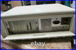 Vintage Portable IBM Personal Computer PC Model 5155 As Is for Parts or Repair