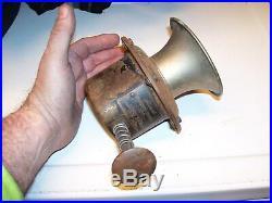 Vintage Push Horn Indian HARLEY KNUCKLEHEAD FLATHEAD PANHEAD BOBBER HOT ROD
