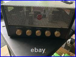 Vintage RCA Model MI-13295-A 15 Watt PA Tube Amplifier Amp AS-IS For Parts