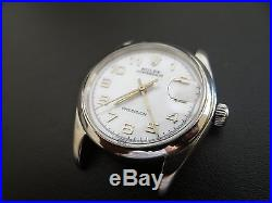 Vintage ROLEX Oysterdate Mechanical Men's WatchModel 6694For Repair/Parts only
