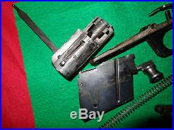 Vintage Remington Model 81 35 Caliber Parts Kit Used