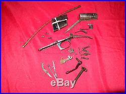 Vintage Remington Model 8 or 81 35 CAL parts kit Used