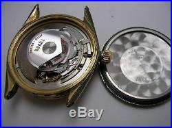 Vintage Rolex Tudor Rose model men's watch for parts or restore