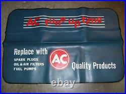 Vintage nos GM AC DELCO Fender promo Chevy Cadillac oldsmobile hot rat rod usa1