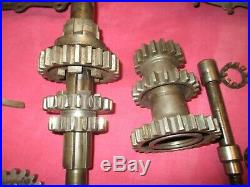 Vintage veteran 1918 harley j model gearbox, good for parts or rebuild