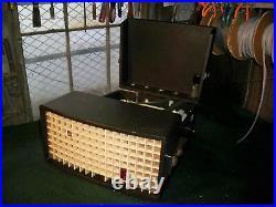 Voice Of Music Record Player V-m Hi-fi 6bq6 Pp Tube Amp Model 557 Parts