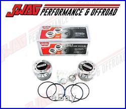 WARN Standard 4X4 Manual Locking Hub Kit Dana 50 60 Ford Chevrolet Dodge GMC