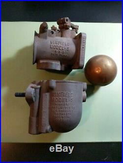 WINFIELD MODEL-S Carburetor Parts