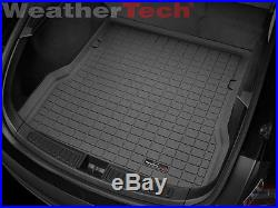 WeatherTech Cargo Liner Trunk Mat for Tesla Model S 2012-2015 Black