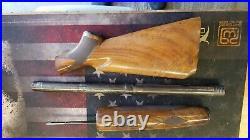 Winchester model 12 Y trap gun model parts stock, forend, barrel, magazine