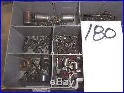 Winchester model 12 bolts bands ejectors springs screw HUGE gun parts lot 180