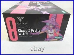 WithLimited parts Kotobukiya Megami Device Chaos & Pretty Witch Plastic Model Kit