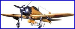 Woody JOE Wooden Model Kit 1/24 Zero Fighter Laser Cut Processed Parts Brand New