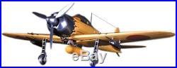 Woody JOE Wooden Model Kit 1/24 Zero Fighter Laser Cut Processed Parts Brand New