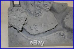 World in War 1/35 Resin Model FIREBASE KHE SANH (Trench 6 parts) Vietnam War