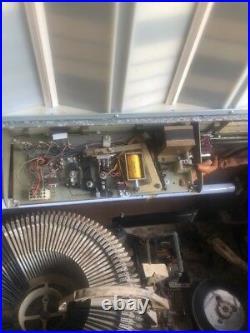 Wurlitzer Model 7500 Jukebox unrestored FOR PARTS OR REPAIR